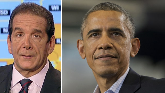 Krauthammer: Midterms a referendum on 6 years of Obama