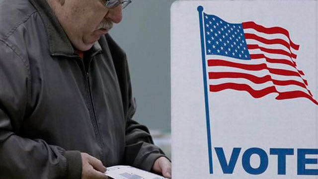 Battle for Senate underway as Americans head to polls