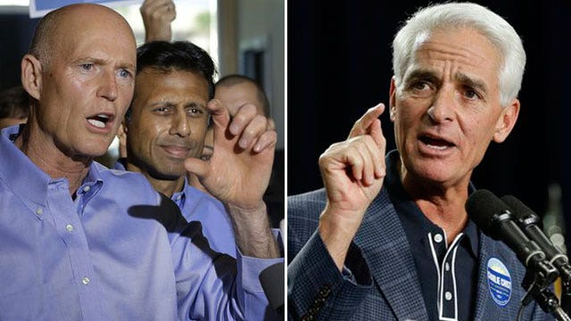 Florida governor's race coming down to the wire