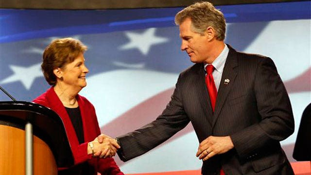 Candidates make final push in New Hampshire Senate race