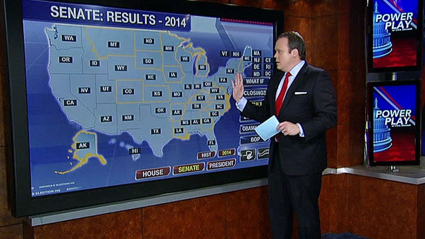 Power Play host Chris Stirewalt takes you hour-by-hour, giving you what to watch for on election night.