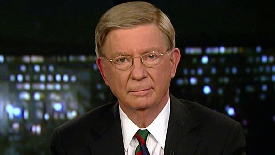 George Will was on Special report and says that Obama didn't explain his promise because he wan't to seem cleaver, but in the end the president was lying when he said, if you like your health care plan you can keep it.
