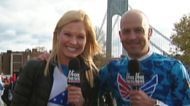 Maj. Dan Rooney running NYC Marathon to help our heroes