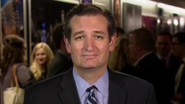 Sen. Ted Cruz on GOP's agenda, future of ObamaCare