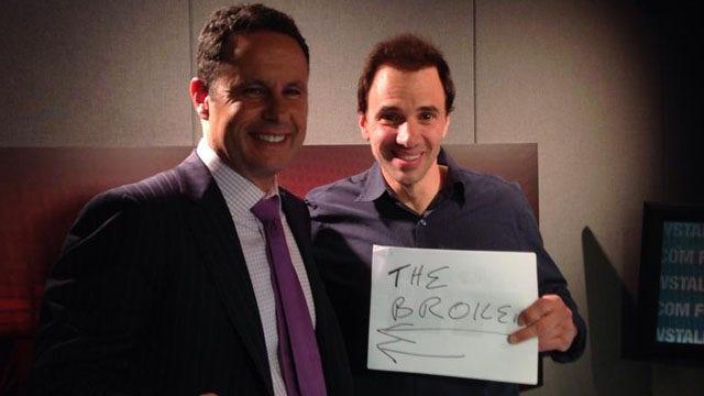 Paul Mecurio's New Nickname For Brian Kilmeade?