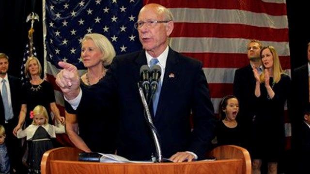 Kansas: Pat Roberts defeats Independent challenger