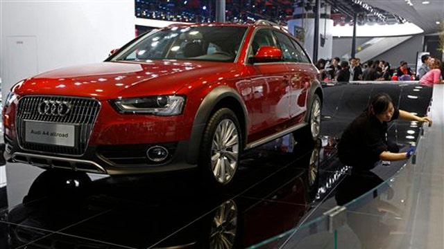 Audi recalling more than 100,000 luxury vehicles