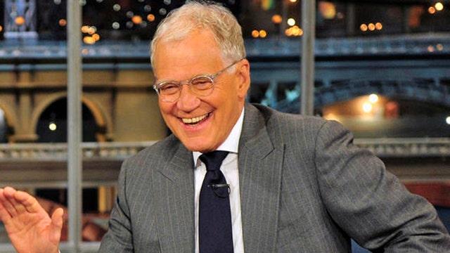David Letterman pours on sympathy for Obama