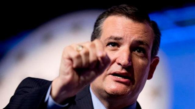 Beckel endorses Ted Cruz for Senate majority leader