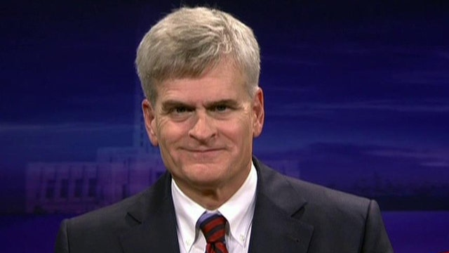 Bill Cassidy: 'I represent the people of Louisiana'
