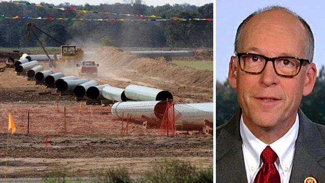Rep. Walden: New Congress should pass Keystone pipeline