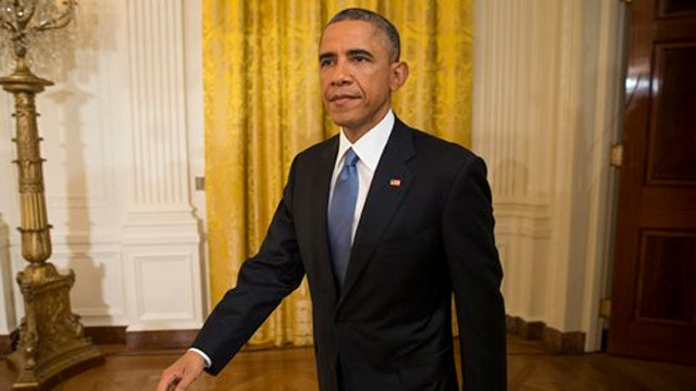 How will Obama handle a GOP-controlled Congress?