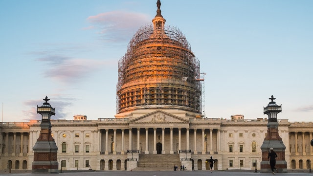 Balance of power shifts on Capitol Hill