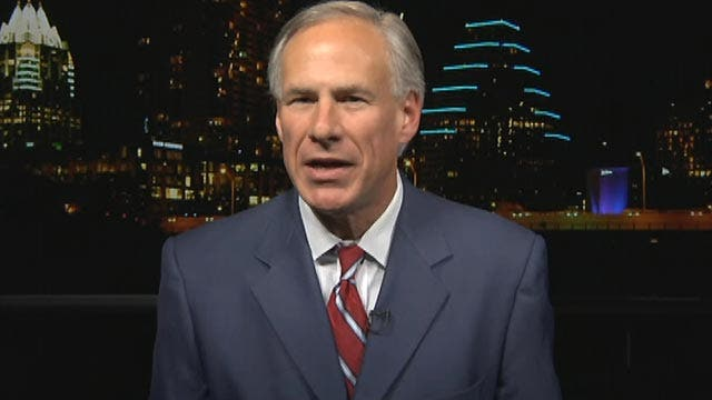 Greg Abbott on his new title: Governor-elect