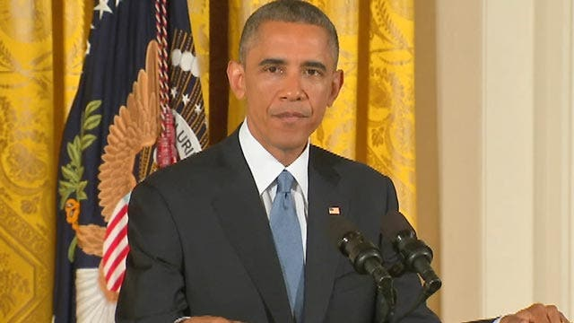 Obama: Americans want us all to 'get the job done'