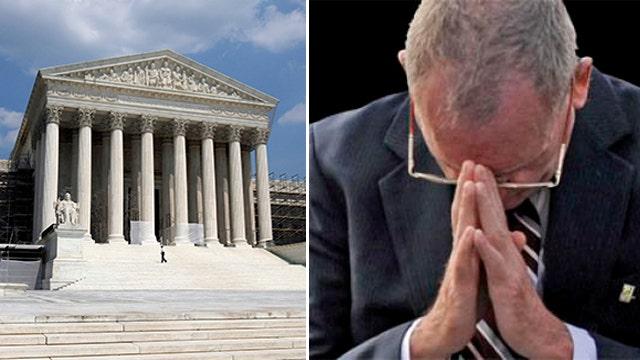 SCOTUS hears case on prayer at town meetings