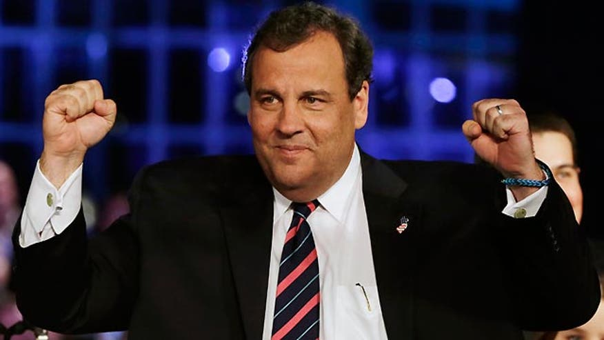 What are the New Jersey governor's strengths and weaknesses if he plans a run for president?
