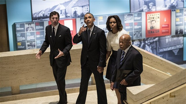3 states in the running to host Obama's presidential library