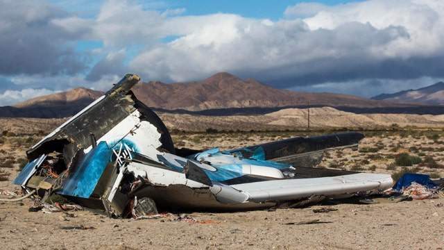 Will SpaceShipTwo's crash change the face of space tourism?