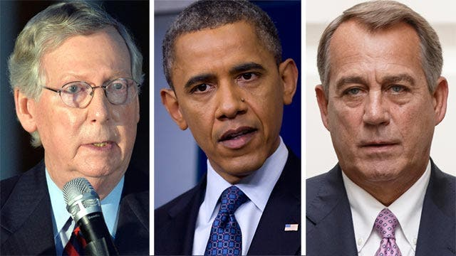 How will GOP handle the last 2 years of Obama's presidency?