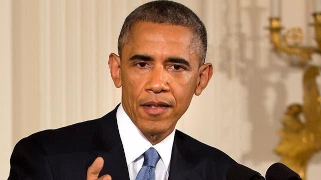 President Obama pledging immigration action