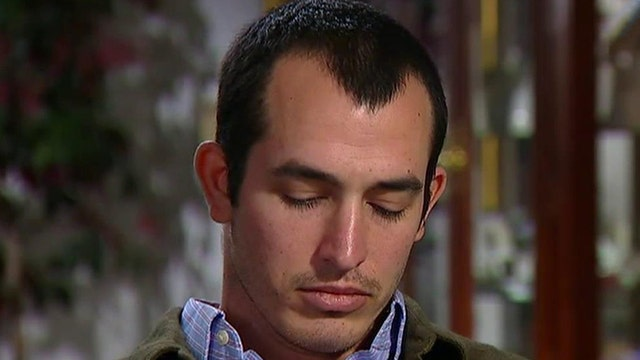 Tahmooressi on his attempted suicide in prison