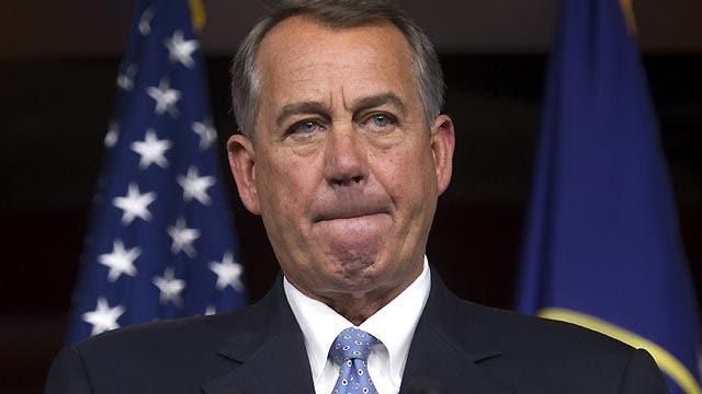 Boehner asserts GOP plans after big election wins