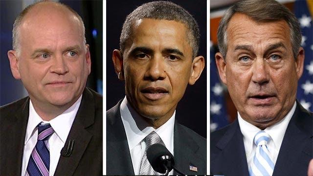 VIDEO: Fournier: Obama & congress are petulant