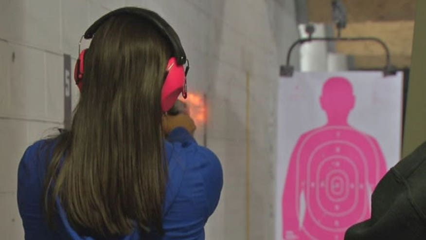 Monthly meetings teach firearm training