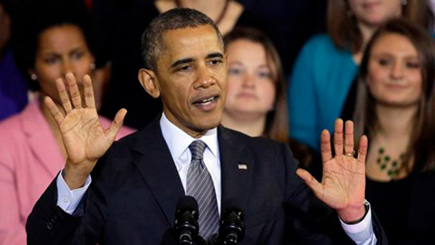 Obama acknowledges unclear message about the Affordable Care Act