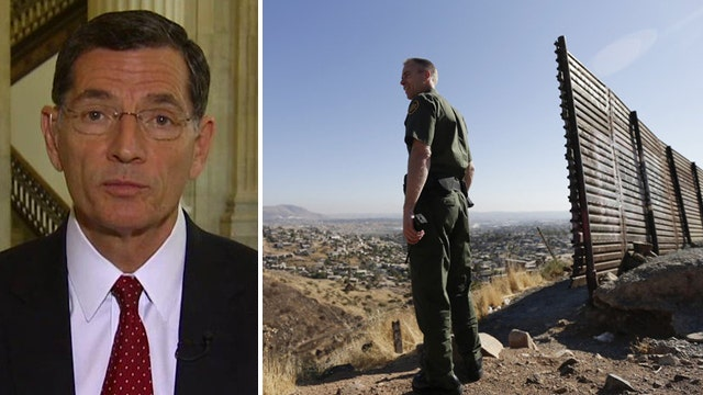 Barrasso on immigration reform: 'Border security is key'