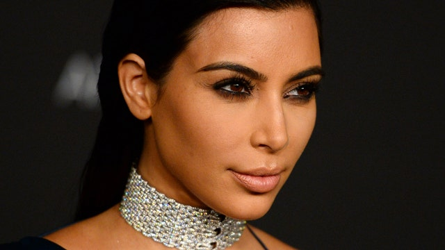 Kim Kardashian's book of selfies isn't about her