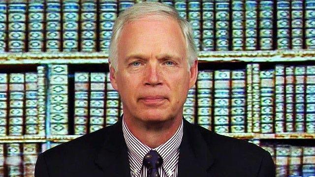 Ron Johnson on plans as Senate's new lead investigator