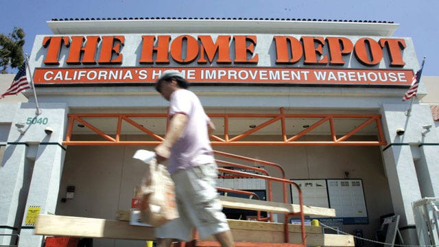 Bank on This: Home Depot data breach