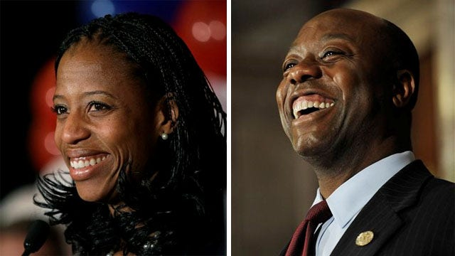 NAACP doesn't acknowledge minority GOP wins