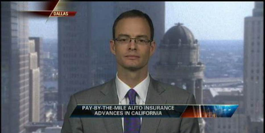 Milemeter CEO Chris Gay on a new auto insurance policy that may be coming to your state.