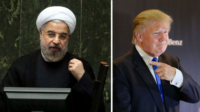 How would Donald Trump negotiate with Iran?