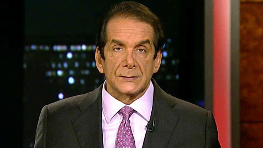 "Charles Krauthammer accused President Obama of ""one deception after another"" over Obamacare Monday  on Special Report."