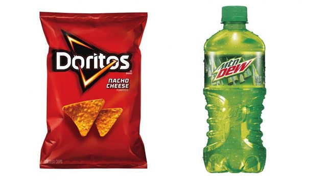 Would you drink Doritos-flavored Mountain Dew?