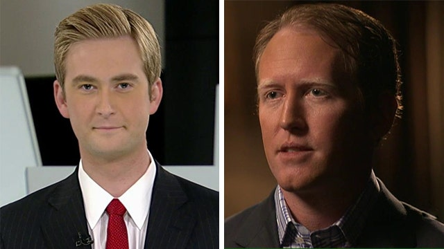 Peter Doocy on interviewing Navy SEAL who killed bin Laden | On Air Videos | Fox News - 111114_shep_doocy_640