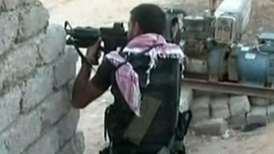 Soldiers allegedly gaining ground in Beiji