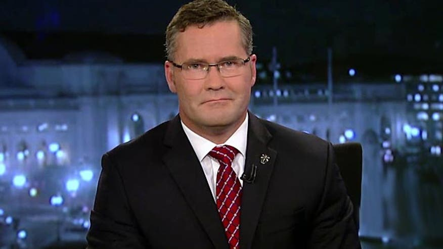 Former Special Forces Commander Michael Waltz speaks out
