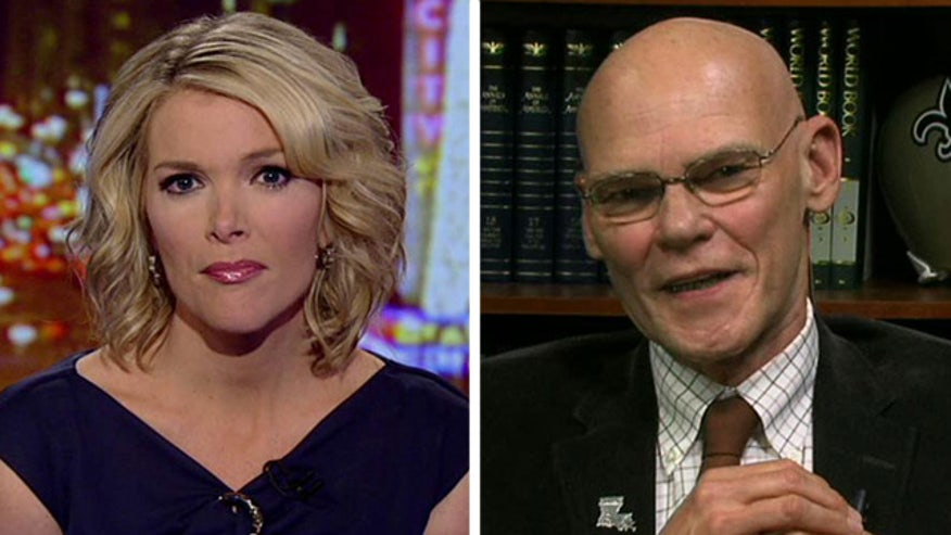 James Carville on the challenges facing the health care reform