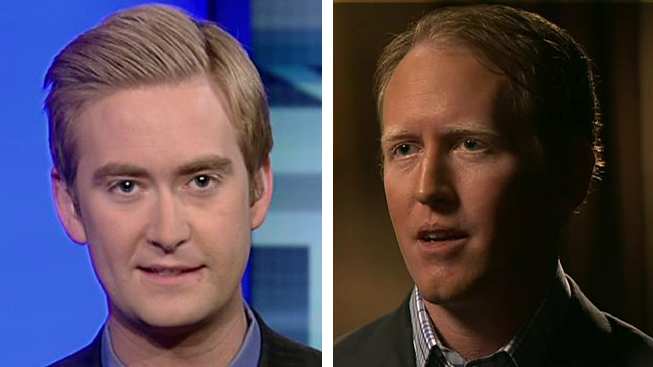 Peter Doocy on facing the man who killed bin Laden | On Air Videos | Fox News - 111214_otr_osama