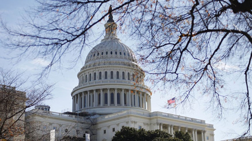 Mike Emanuel reports from Capital Hill