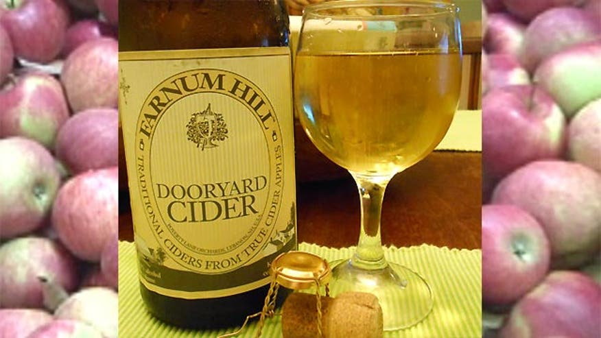 A look at hard cider from tree to tap