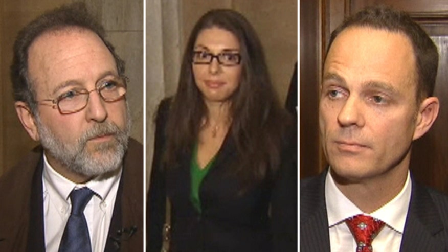 Raw video: Reaction to New York State Court of Appeals hearing