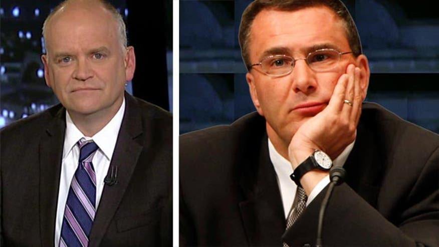"Fournier: Gruber Obamacare issue ""undermines the president's credibility even further"""