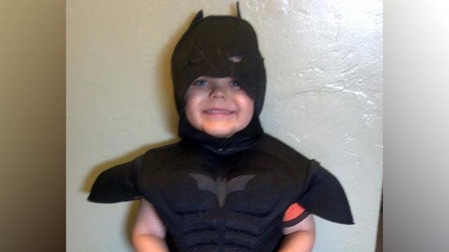 'Batkid' to the rescue!