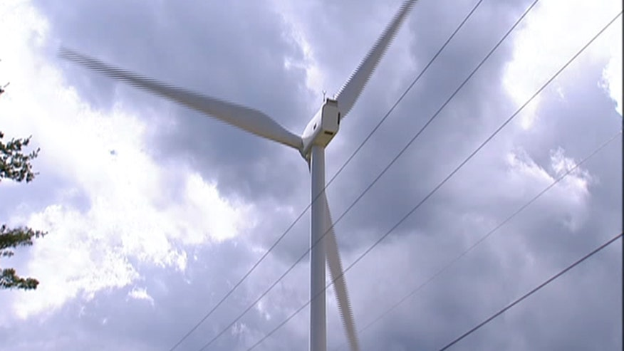 Massachusetts' electric utilities strike deal to buy wind power produced out-of-state